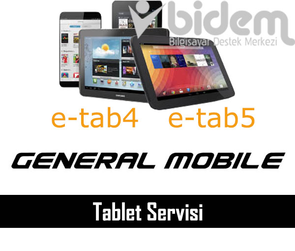 General Mobile Tablet Soket Tamiri