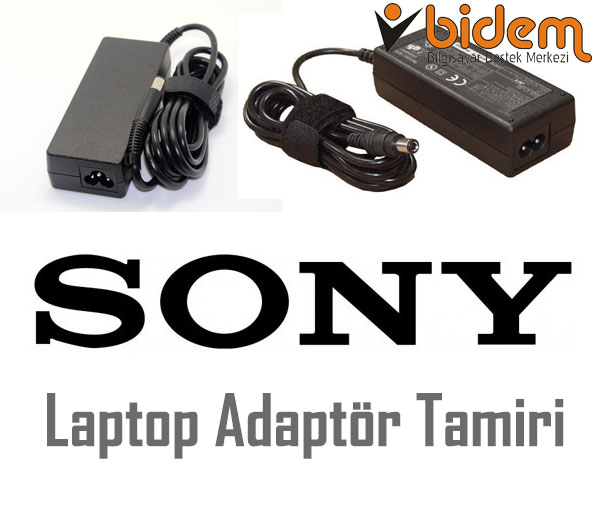 Sony Laptop Adaptör Tamiri